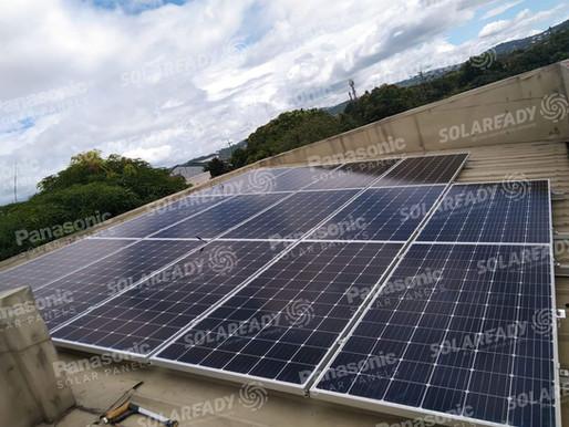 5.32 kWp Solar Grid Tie System in Vista Verde, Cainta