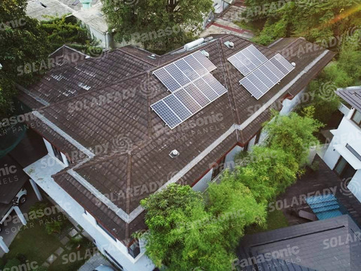 8.36 kWp Solar Grid Tie System in Pasig City