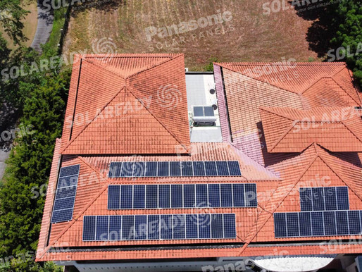 20 kWp Installation in Manila Southwoods