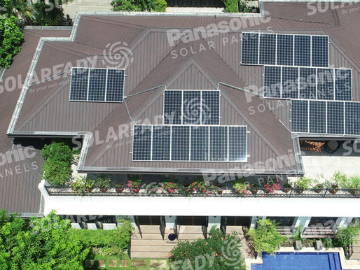 Solar Panels You Need for a 1,500 square foot house