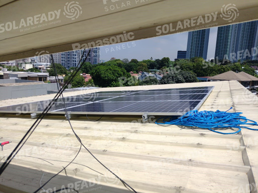 3 kW Solar Panel Installation in Regency Park Homes