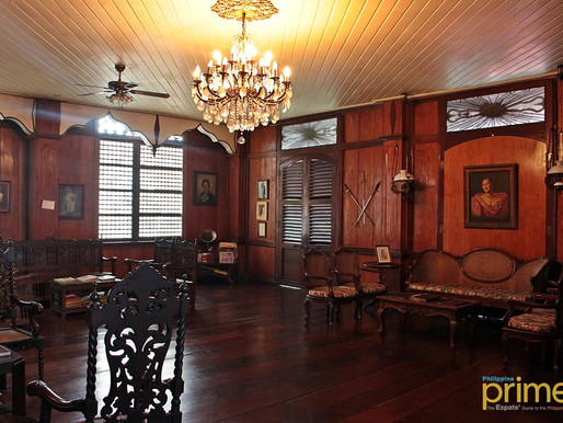 Casa Mariquit in Iloilo is powered by solar energy