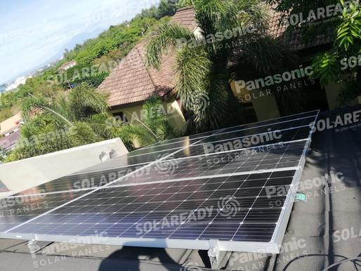 3 kW On Grid Installation in Stone Crest, Laguna