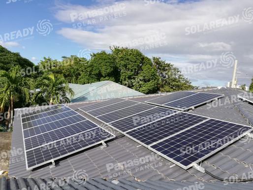 10.26 kWp Solar Grid Tie Installation in Muntinlupa