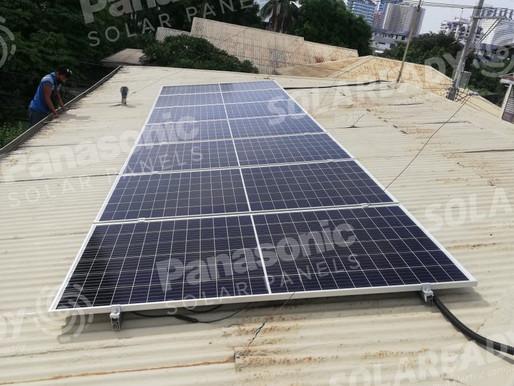 6 kW Solar Panel Installation in Little Baguio, San Juan
