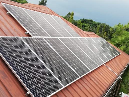 5.31 kWp Grid Tie Solar Installation in Quezon City