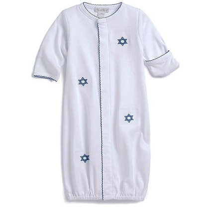 Star of David Gown Set