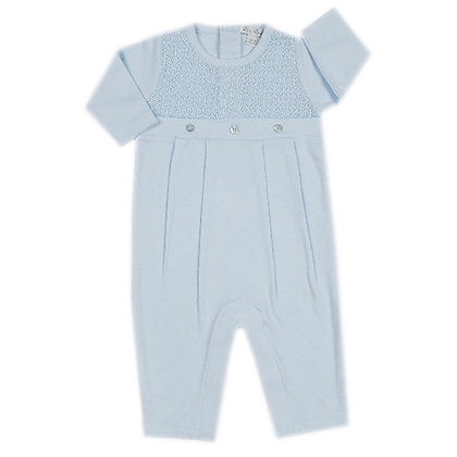 Tranquil Playsuit - Blue