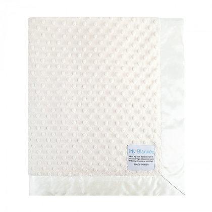 Oh So Soft Dot Blanket