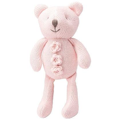 Crochet Bear Toy