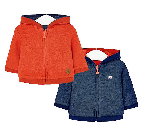 Reversible Jacket - Orange