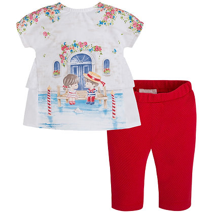 Little Italy Pant Set