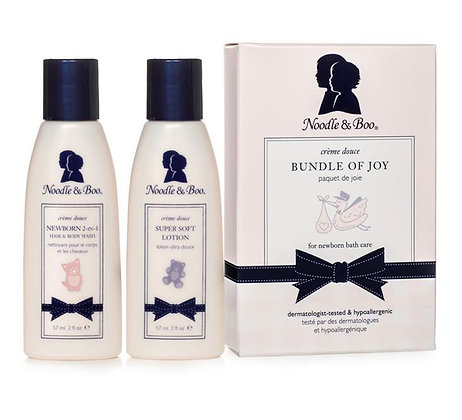 Bundle of Joy Bath Care