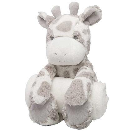 Giraffe Blanket Huggie