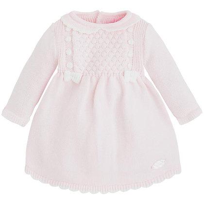 Knit Dress - Pink