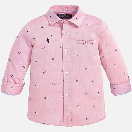 Rose L/S Dress Shirt