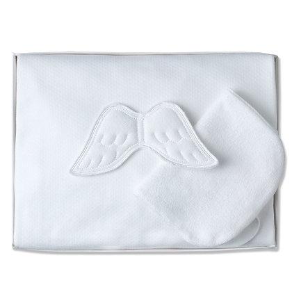 Angel Wing Bath Set