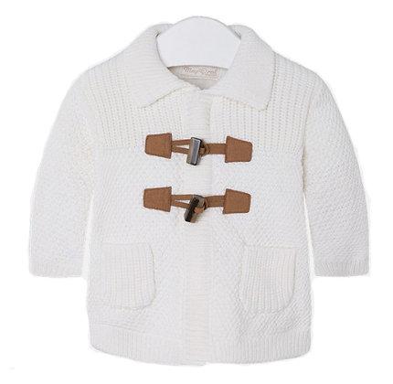 Knit Tie Cardigan