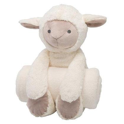 Lamb Blanket Huggie