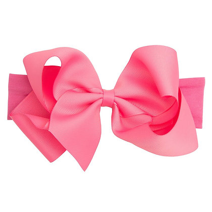 Big Bow - Hot Pink