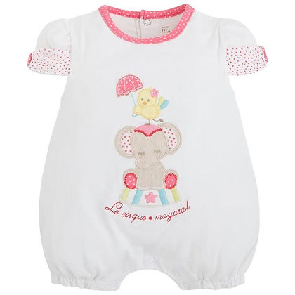Circus Elephant Playsuit
