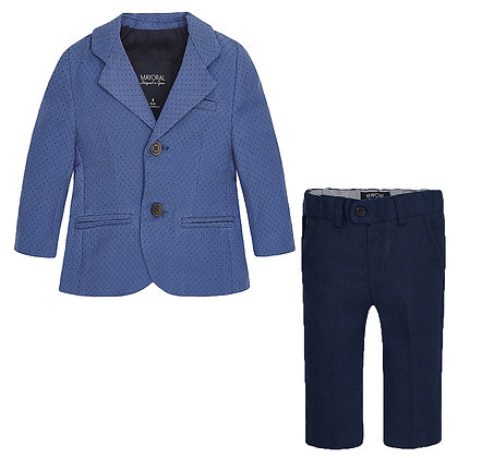 Suit Set - Navy