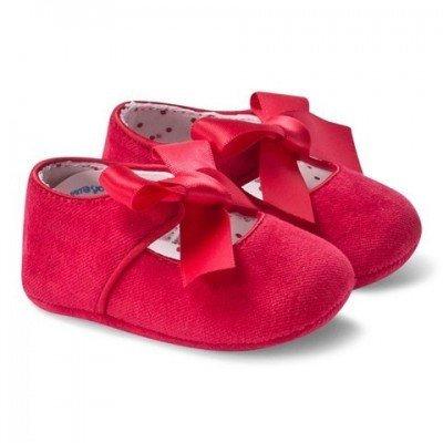 Soft Maryjanes - Red