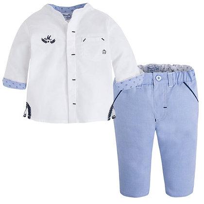 Cotton Shirt & Pant
