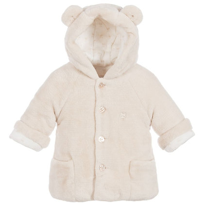 Little Bear Coat - Walnut