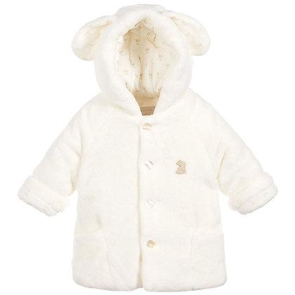 Little Bear Coat - Ivory