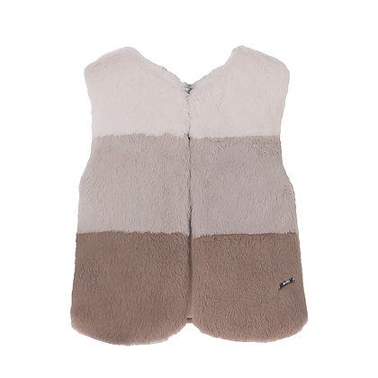 Fade Out Fur Vest