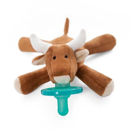 Longhorn Bull Pacifier