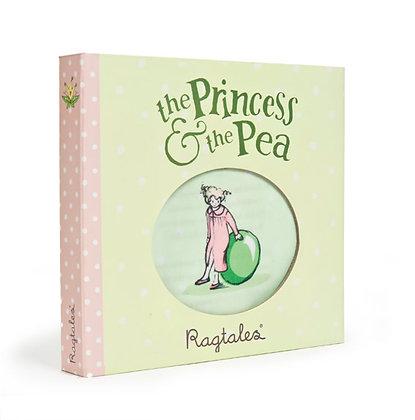 Princess & the Pea Book