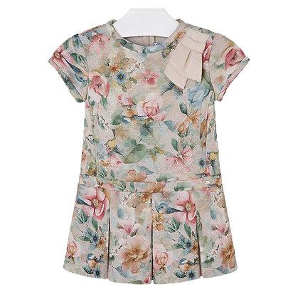 Rustic Flower Dress