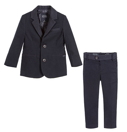 Suit Set - Deep Navy