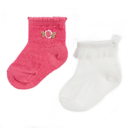2 Pair Sock Set