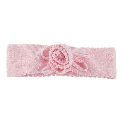 Soft Pearl Headband - Blush
