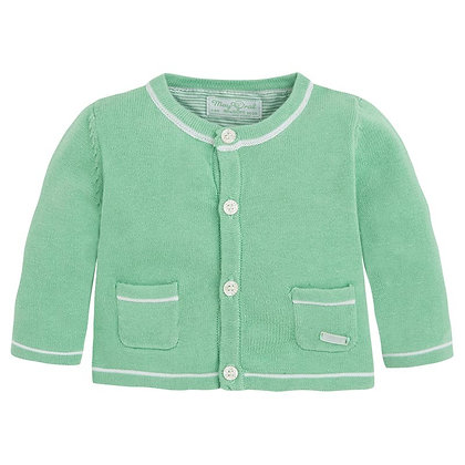 Knit Jacket - Lt. Green