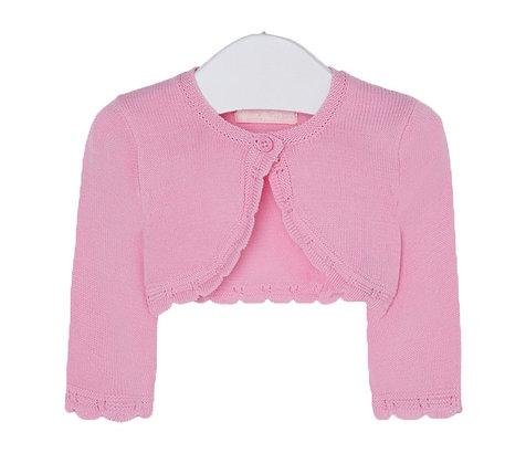 Knit Cardigan - Rose