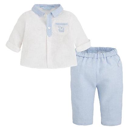 Linen Pant Set
