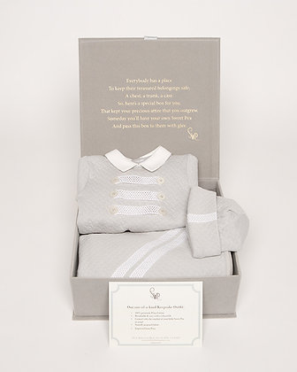 SWP Take Home Set - Grey