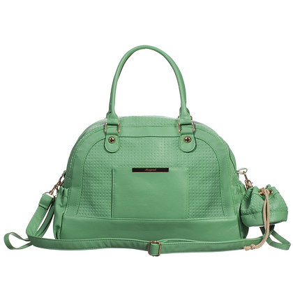 Apple Green Diaper Bag Set