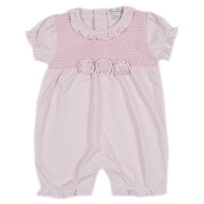 Tranquil Playsuit - Pink
