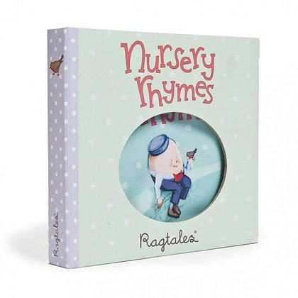 Soft Nursery Rhyme Book