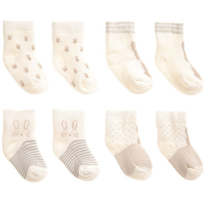 4 Pair Sock Set