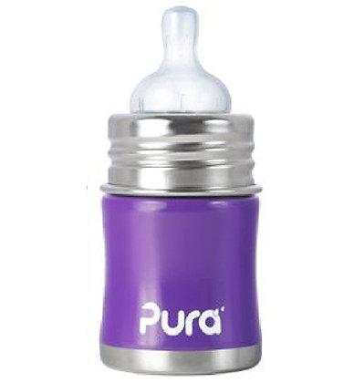 Stainless Steel Bottle - Purple