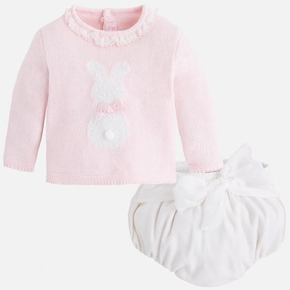 Bunny Bloomer Set