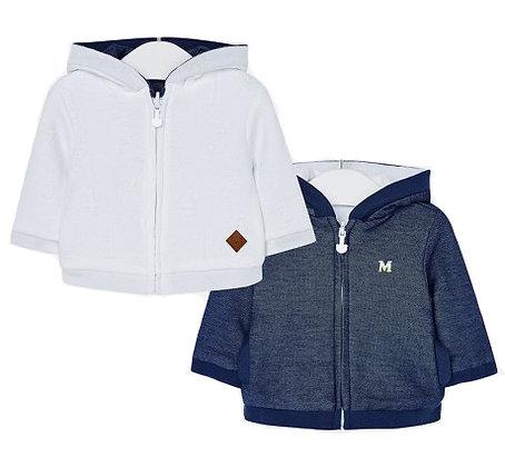 Reversible Jacket - White
