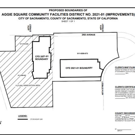 Aggie Square Progresses