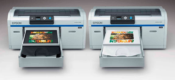 Direct-to-Garment Printing